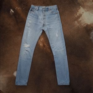 RE/DONE LEVIS | STRAIGHT SKINNY